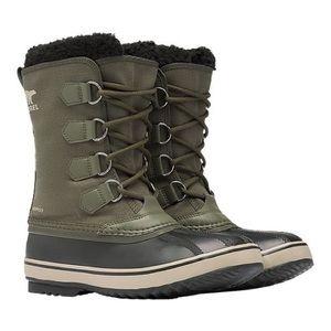 Sorel waterproof men's boots size 9.5